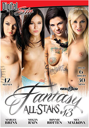 Fantasy All-Stars 13 (2 Disc Set)