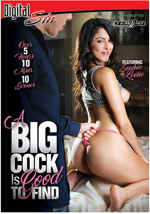 A Big Cock Is Good To Find (2 Disc Set)