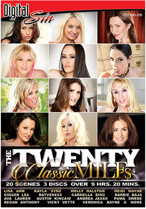The Twenty: Classic MILFs (3 Disc Set)
