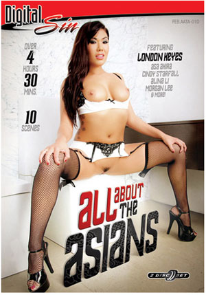 All About The Asians (2 Disc Set)