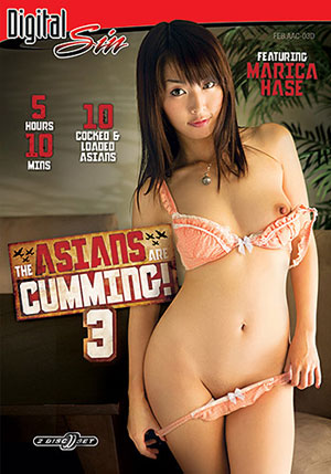 The Asians Are Cumming! 3 (2 Disc Set)