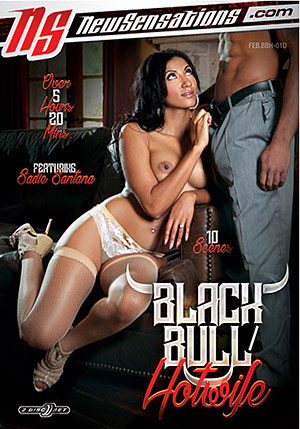 Black Bull Hotwife (2 Disc Set)