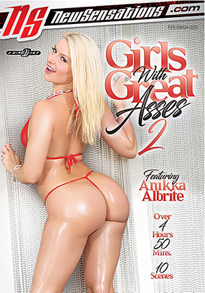 Girls With Great Asses 2 (2 Disc Set)