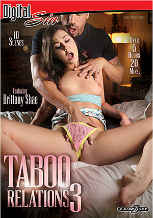 Taboo Relations 3 (2 Disc Set)