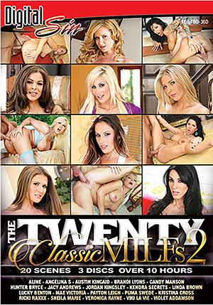 The Twenty: Classic MILFs 2 (3 Disc Set)