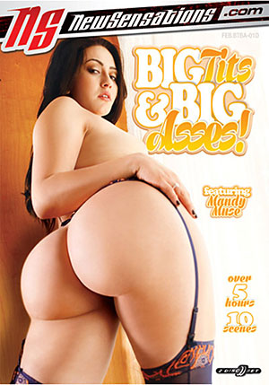 Big Tits & Big Asses (2 Disc Set)