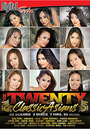 The Twenty: Classic Asians (3 Disc Set)