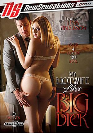 My Hotwife Likes Big Dick (2 Disc Set)