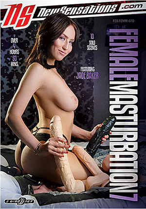 Female Masturbation 7 (2 Disc Set)