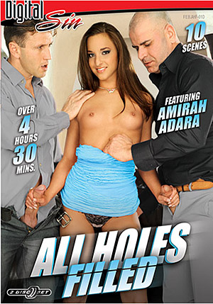 All Holes Filled (2 Disc Set)