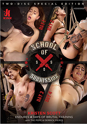 School of Submission 2: Kristen Scott ^stb;2 Disc Set^sta;