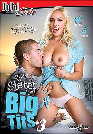 My Sister Has Big Tits 3 (2 Disc Set)