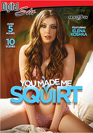 You Made Me Squirt (2 Disc Set)