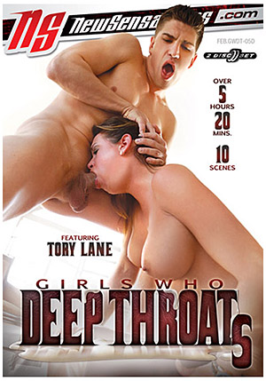 Girls Who Deep Throat 5 (2 Disc Set)