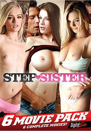 Step Sister 6 Pack (6 Disc Set)