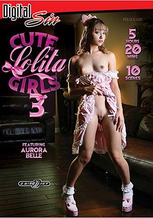 Cute Lolita Girls 3 (2 Disc Set)