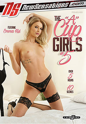The A Cup Girls 5 (2 Disc Set)