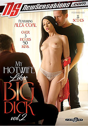My Hotwife Likes Big Dick 2 (2 Disc Set)