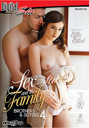 Sex And The Family: Brothers & Sisters 4 (2 Disc Set)