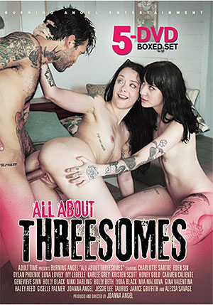 All About Threesomes (5 Disc Set)