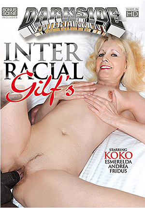 Interracial GILFs 1