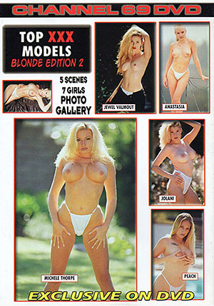 Top XXX Models Blonde Edition 2