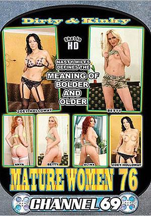 Dirty & Kinky Mature Women 76