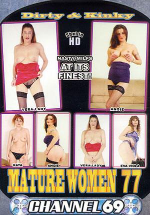 Dirty & Kinky Mature Women 77