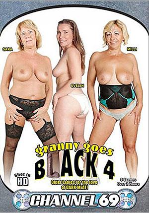 Granny Goes Black 4