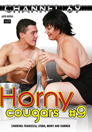 Horny Cougars 9