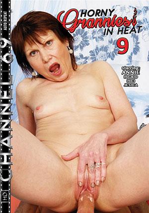 Horny Grannies In Heat 9