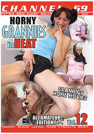 Horny Grannies In Heat 12