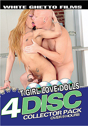 T Girl Love Dolls (4 Disc Set)