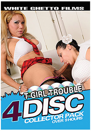 T Girl Trouble (4 Disc Set)