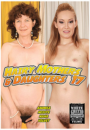 Hairy Mothers & Daughters 17