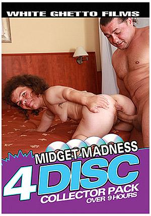 Midget Madness (4 Disc Set)