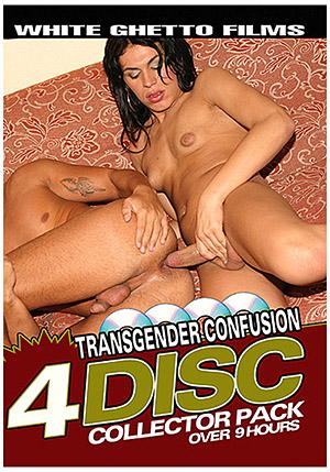 Transgender Confusion (4 Disc Set)