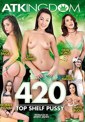 ATK 420 Top Shelf Pussy