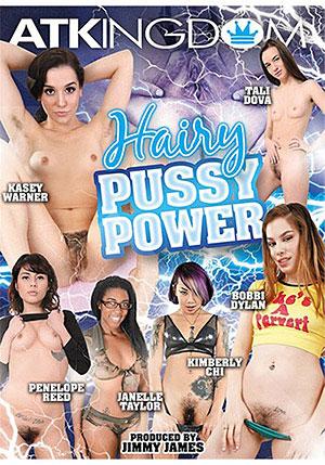ATK Hairy Pussy Power