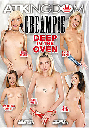 ATK Creampie Deep In The Oven
