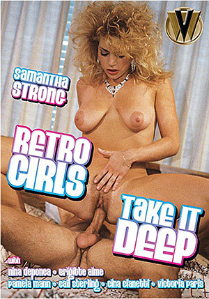 Retro Girls Take It Deep