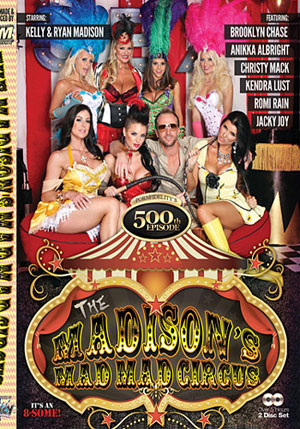 The Madison^ste;s Mad Mad Circus ^stb;2 Disc Set^sta;