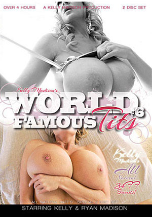 Kelly Madison^ste;s World Famous Tits 6 ^stb;2 Disc Set^sta;