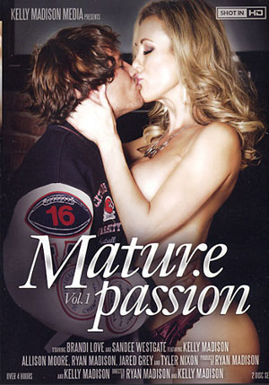 Mature Passion 1 ^stb;2 Disc Set^sta;