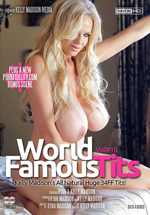 Kelly Madison^ste;s World Famous Tits 10 ^stb;2 Disc Set^sta;