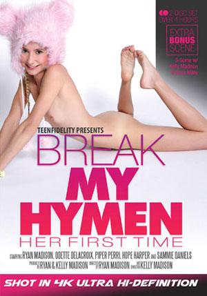 Break My Hymen: Her First Time (2 Disc Set)