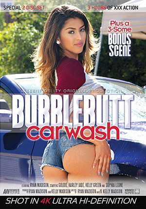 Bubblebutt Car Wash (2 Disc Set)
