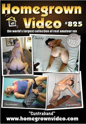 Homegrown Video 825