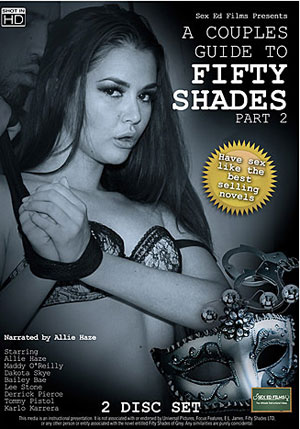 A Couples Guide To 50 Shades 2 (2 Disc Set)