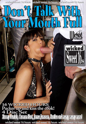 Don'T Talk With Your Mouth Full (4 Disc Set)